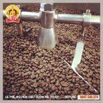 Rang gia công cà phê ở Buôn Ma Thuột – Đăk Lăk – Tây Nguyên
