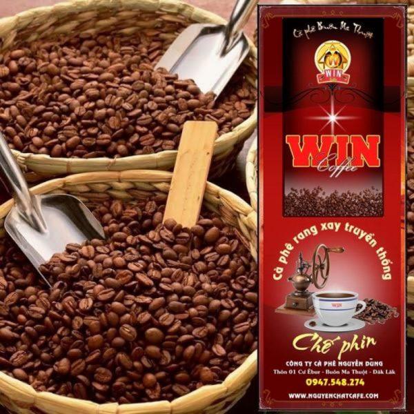 Cà phê bột pha phin truyền thống loại 500g