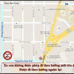 Đường cấm xe ô tô ở Buôn Ma Thuột – Đăk Lăk