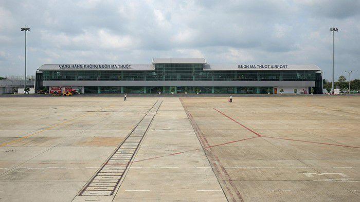 Cảng hàng không Buôn Ma Thuột
