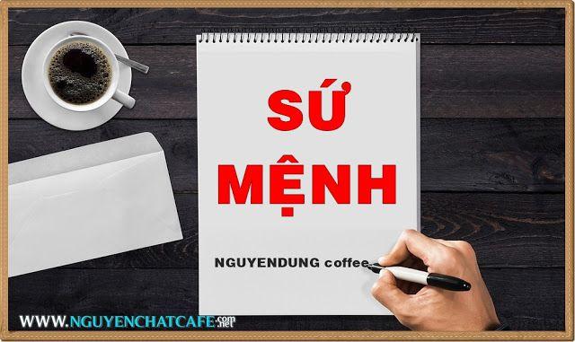 Sứ mệnh - Win coffee